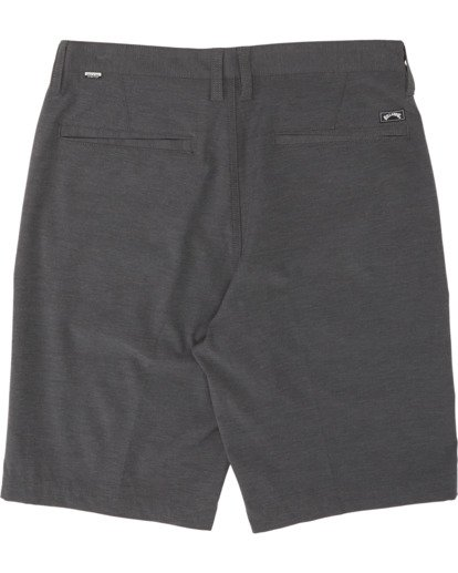 "1 Crossfire 21"" - Submersible Shorts für Herren Schwarz S1WK19BIP0 Billabong"
