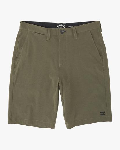 """3 Crossfire 21"""" - Pantalones cortos sumergibles para Hombre Camo S1WK19BIP0 Billabong"""