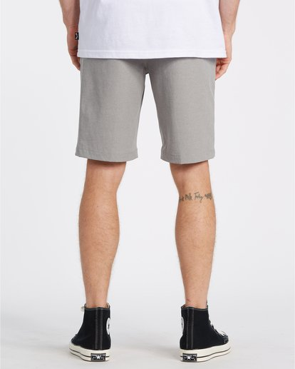 "1 Crossfire 21"" - Submersible Shorts für Herren Grau S1WK19BIP0 Billabong"