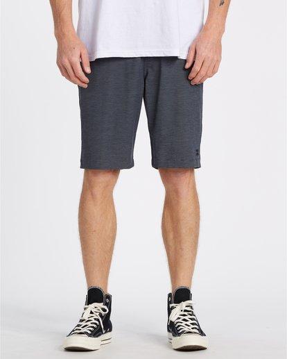 """0 Crossfire 21"""" - Pantalones cortos sumergibles para Hombre Azul S1WK19BIP0 Billabong"""
