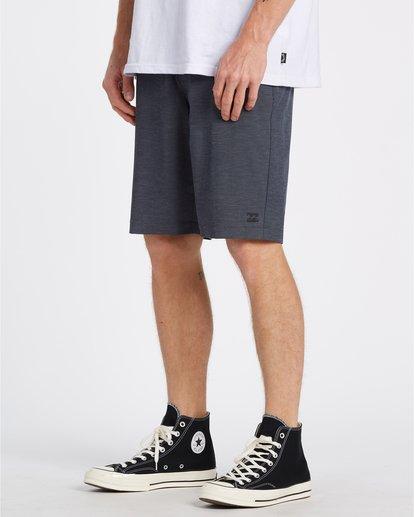 """2 Crossfire 21"""" - Pantalones cortos sumergibles para Hombre Azul S1WK19BIP0 Billabong"""