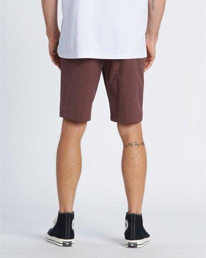 """1 Crossfire 21"""" - Pantalones cortos sumergibles para Hombre Rojo S1WK19BIP0 Billabong"""