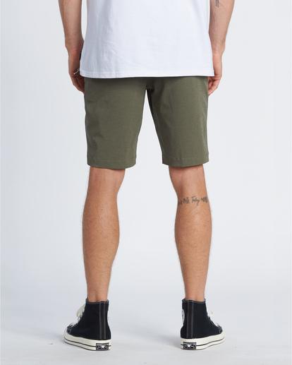 """1 Crossfire 21"""" - Pantalones cortos sumergibles para Hombre Camo S1WK19BIP0 Billabong"""