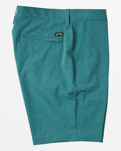 """3 Crossfire Mid 19"""" - Submersible Shorts for Men Green S1WK21BIP0 Billabong"""