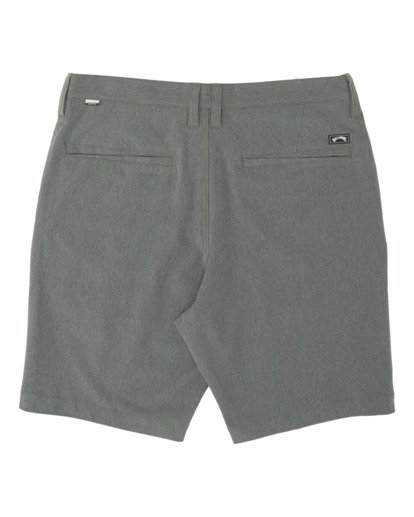 "1 Crossfire Mid 19"" - Submersible Shorts für Herren Schwarz S1WK21BIP0 Billabong"