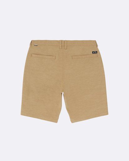 4 New Order Slub - Pantalones cortos sumergibles para Hombre Amarillo S1WK26BIP0 Billabong