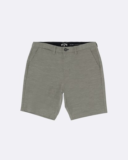 3 New Order Slub - Submersible Shorts für Herren  S1WK26BIP0 Billabong