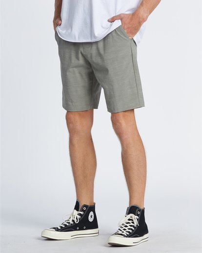 2 New Order Slub - Submersible Shorts für Herren  S1WK26BIP0 Billabong