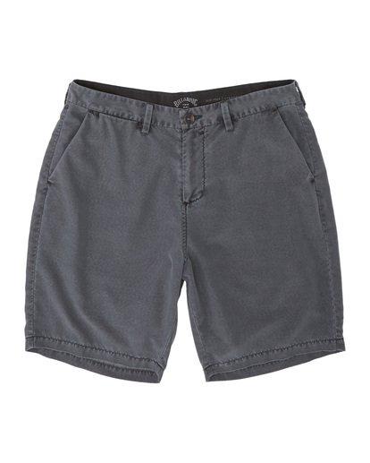 """0 New Order Ovd 19"""" - Pantalones cortos sumergibles para Hombre Negro S1WK27BIP0 Billabong"""