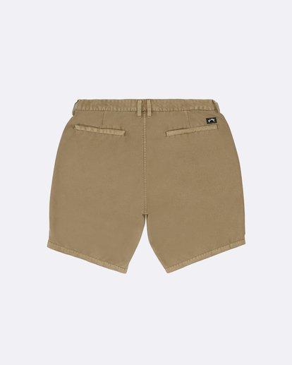 "1 New Order Ovd 19"" - Pantalones cortos sumergibles para Hombre Verde S1WK27BIP0 Billabong"