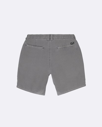 """1 New Order Ovd 19"""" - Pantalones cortos sumergibles para Hombre Blanco S1WK27BIP0 Billabong"""