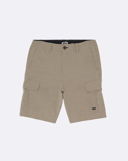 """0 Scheme Submersible 21"""" - Pantalones cortos para Hombre Verde S1WK28BIP0 Billabong"""
