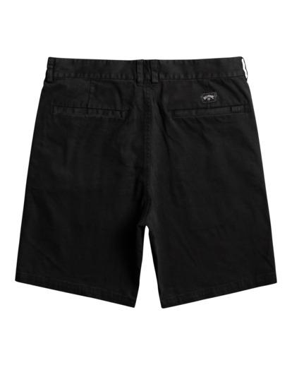 """3 New Order Wave Wash 19"""" - Shorts für Herren Schwarz S1WK33BIP0 Billabong"""
