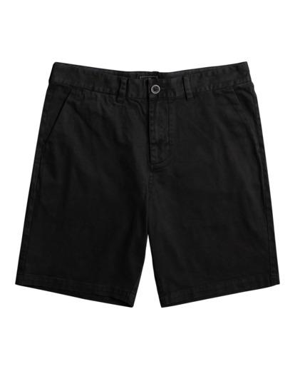 """2 New Order Wave Wash 19"""" - Shorts für Herren Schwarz S1WK33BIP0 Billabong"""