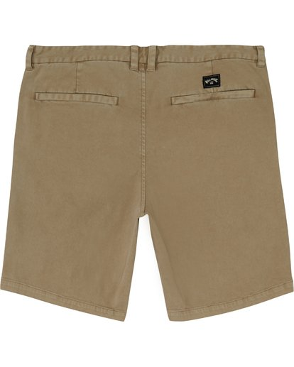 "3 New Order Wave Wash 19"" - Shorts für Herren Grau S1WK33BIP0 Billabong"