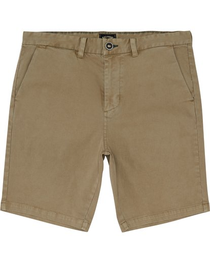 "2 New Order Wave Wash 19"" - Shorts für Herren Grau S1WK33BIP0 Billabong"