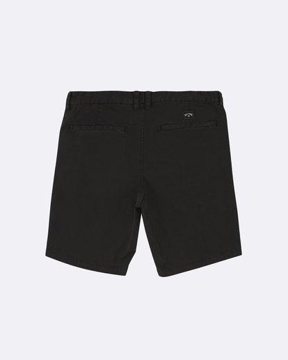"""1 New Order Wave Wash 19"""" - Shorts für Herren Schwarz S1WK33BIP0 Billabong"""