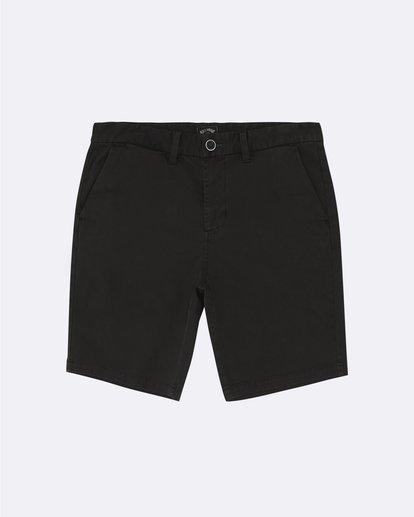 """0 New Order Wave Wash 19"""" - Shorts für Herren Schwarz S1WK33BIP0 Billabong"""