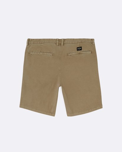 "1 New Order Wave Wash 19"" - Shorts für Herren Grau S1WK33BIP0 Billabong"