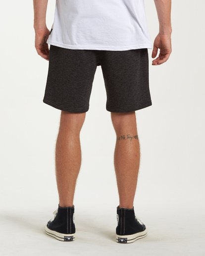 1 Balance - Pantalones cortos para Hombre Negro S1WK35BIP0 Billabong