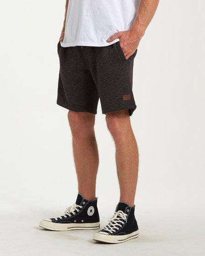 2 Balance - Pantalones cortos para Hombre Negro S1WK35BIP0 Billabong