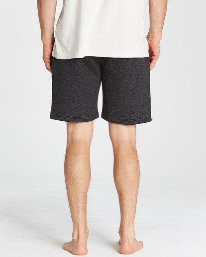 12 Balance - Pantalones cortos para Hombre Negro S1WK35BIP0 Billabong