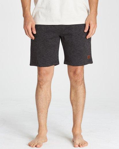 11 Balance - Pantalones cortos para Hombre Negro S1WK35BIP0 Billabong