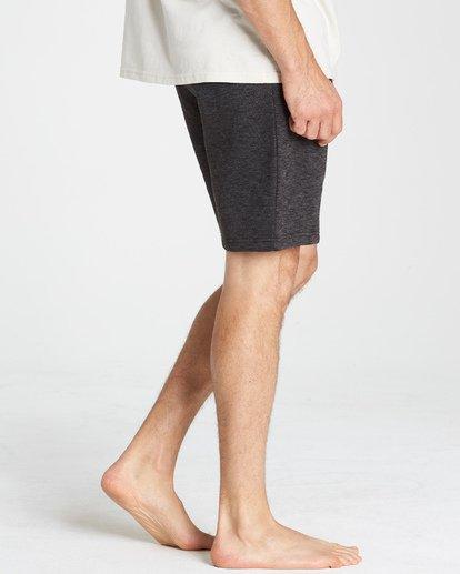 13 Balance - Pantalones cortos para Hombre Negro S1WK35BIP0 Billabong