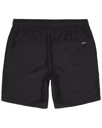 3 Larry Submersible - Pantalones cortos para Hombre Negro S1WK36BIP0 Billabong