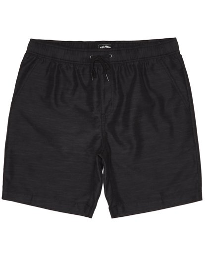 2 Larry Submersible - Shorts für Herren Schwarz S1WK36BIP0 Billabong