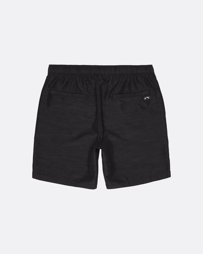 1 Larry Submersible - Shorts für Herren Schwarz S1WK36BIP0 Billabong