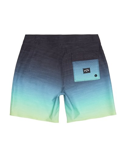 "3 All Day Faded Pro 19"" - Boardshorts für Jungen Gelb S2BS17BIP0 Billabong"