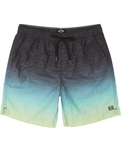 "2 All Day Faded Pro 19"" - Boardshorts für Jungen Gelb S2BS17BIP0 Billabong"