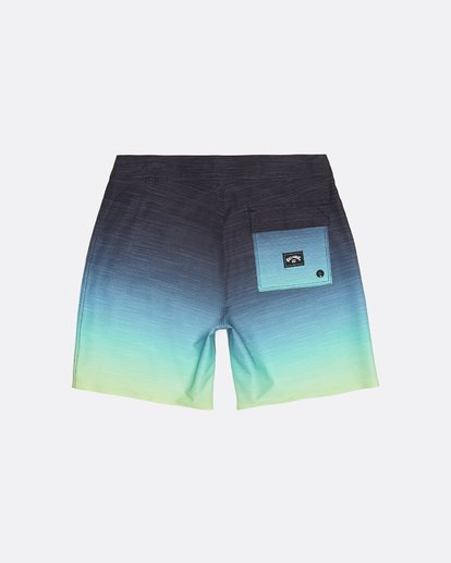 "1 All Day Faded Pro 19"" - Boardshorts für Jungen Gelb S2BS17BIP0 Billabong"