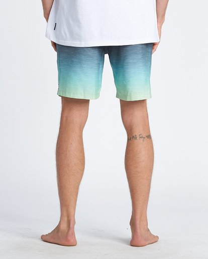 "10 All Day Faded Pro 19"" - Boardshorts für Jungen Gelb S2BS17BIP0 Billabong"