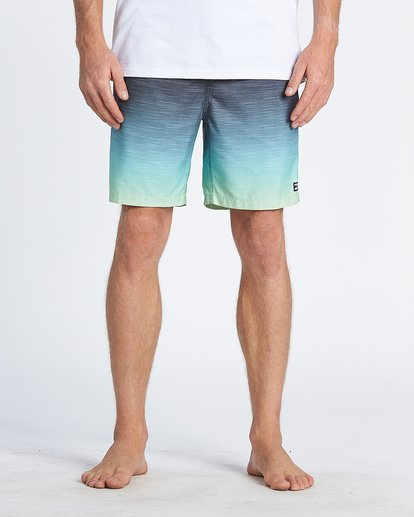 "9 All Day Faded Pro 19"" - Boardshorts für Jungen Gelb S2BS17BIP0 Billabong"
