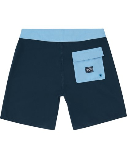 "3 All Day 15"" - Bañador de surf de pantalón para Niño Azul S2BS22BIP0 Billabong"