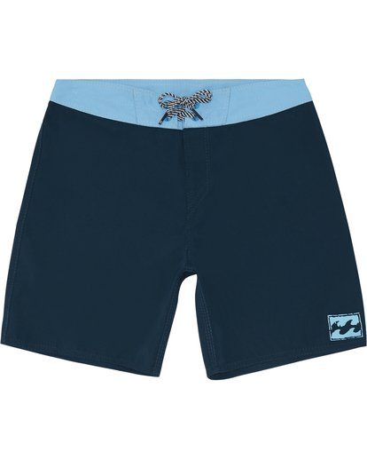 "2 All Day 15"" - Bañador de surf de pantalón para Niño Azul S2BS22BIP0 Billabong"