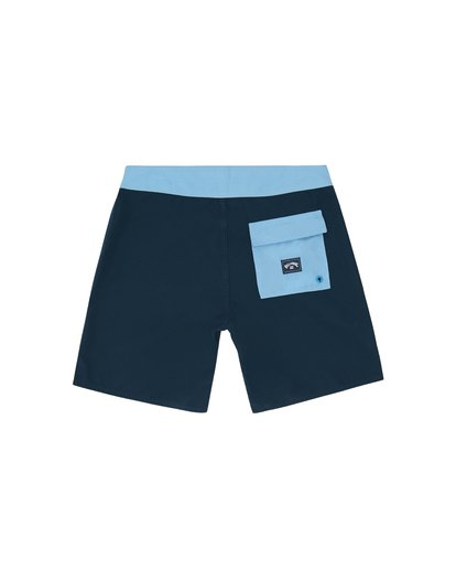 "1 All Day 15"" - Bañador de surf de pantalón para Niño Azul S2BS22BIP0 Billabong"