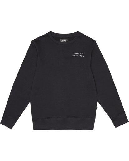 2 Arching - Sweatshirt für Jungen Schwarz S2CR01BIP0 Billabong