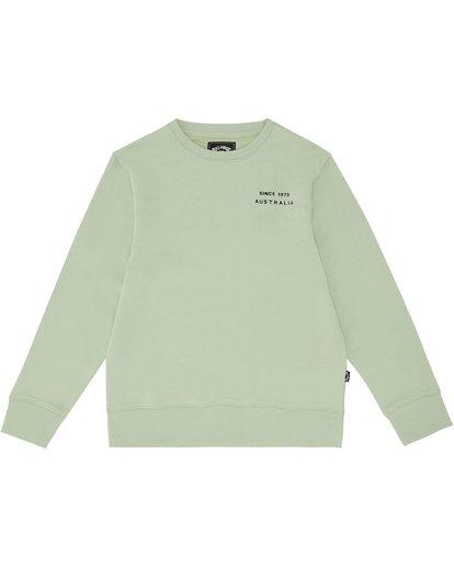 2 Arching - Sweatshirt für Jungen Grün S2CR01BIP0 Billabong