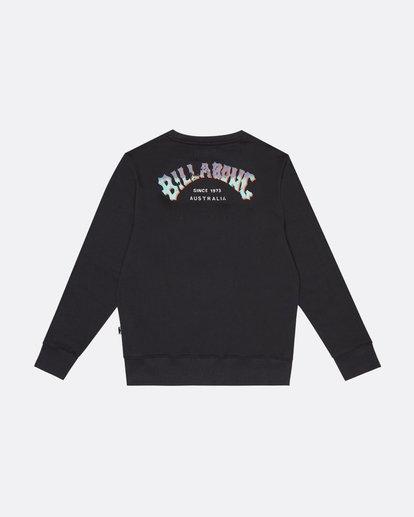 1 Arching - Sweatshirt für Jungen Schwarz S2CR01BIP0 Billabong