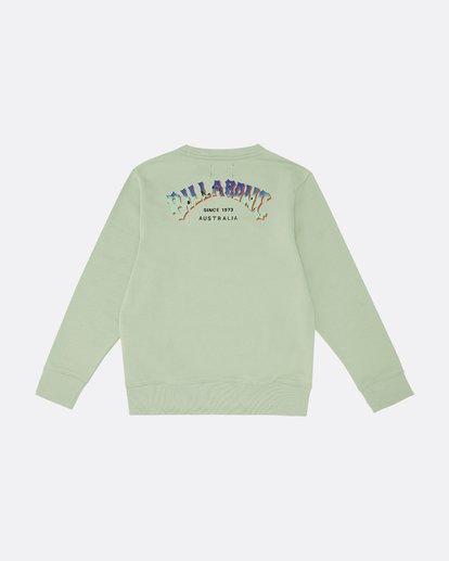 1 Arching - Sweatshirt für Jungen Grün S2CR01BIP0 Billabong