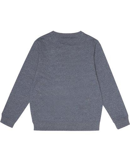3 All Day - Sweatshirt für Jungen Blau S2FL01BIP0 Billabong