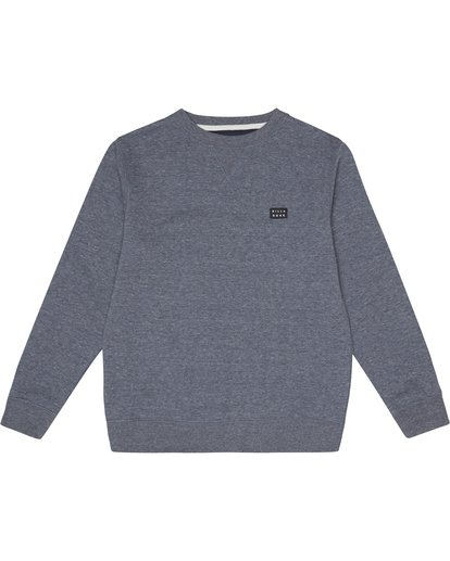 2 All Day - Sweatshirt für Jungen Blau S2FL01BIP0 Billabong