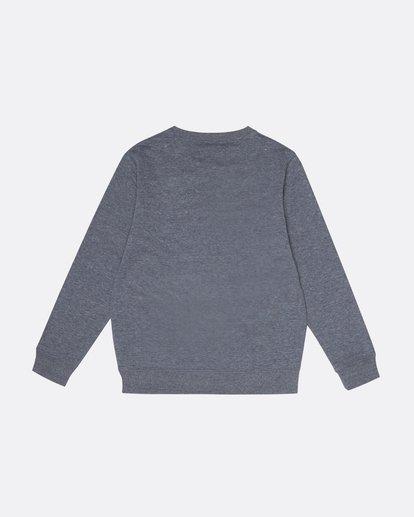1 All Day - Sweatshirt für Jungen Blau S2FL01BIP0 Billabong