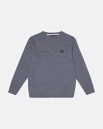 0 All Day - Sweatshirt für Jungen Blau S2FL01BIP0 Billabong