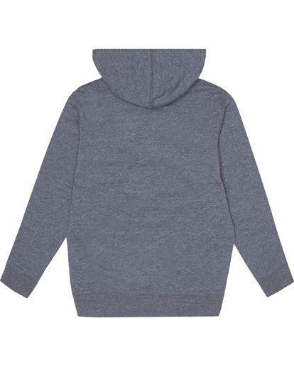 3 All Day Zip - Sweatshirt für Jungen Blau S2FL03BIP0 Billabong
