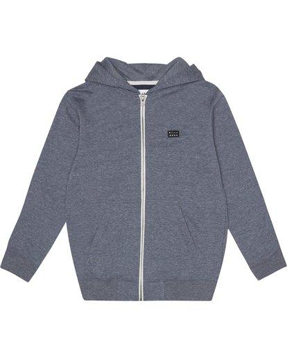 2 All Day Zip - Sweatshirt für Jungen Blau S2FL03BIP0 Billabong