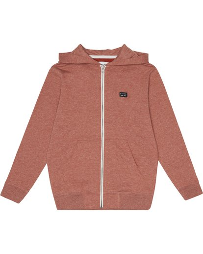 2 All Day Zip - Sweatshirt für Jungen  S2FL03BIP0 Billabong